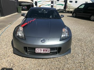 2004 Nissan 350Z Nismo Track Silver 5 Speed Automatic Coupe.