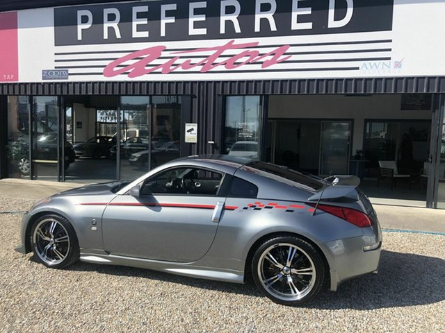 Used Nissan 350Z  , 2004 Nissan 350Z Nismo Track Silver 5 Speed Automatic Coupe