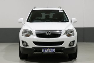 2015 Holden Captiva CG MY15 5 LTZ (AWD) White 6 Speed Automatic Wagon.