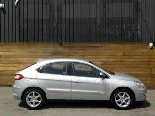2011 Chery J3 M1X Silver 5 Speed Manual Hatchback.