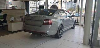 2019 Skoda Octavia NE MY19 RS Sedan DSG 180TSI Grey 7 Speed Sports Automatic Dual Clutch Liftback.