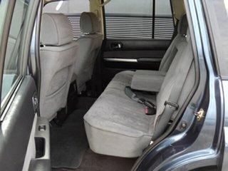2005 Nissan Patrol GU IV MY05 ST Blue Slate 4 Speed Automatic Wagon
