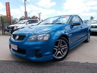 2012 Holden Ute VE II MY12 SV6 Blue 6 Speed Sports Automatic Utility.