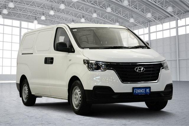 Used Hyundai iLOAD TQ4 MY19 , 2018 Hyundai iLOAD TQ4 MY19 Creamy White 5 Speed Automatic Van