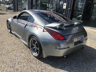 2004 Nissan 350Z Nismo Track Silver 5 Speed Automatic Coupe