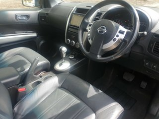 2012 Nissan X-Trail T31 Series IV TI White 1 Speed Constant Variable Wagon