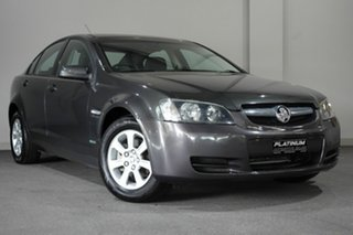 2010 Holden Commodore VE MY10 Omega Grey 6 Speed Sports Automatic Sedan.