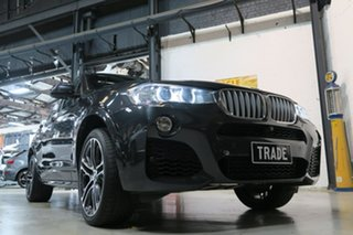 2015 BMW X4 F26 xDrive35d Coupe Steptronic Grey 8 Speed Automatic Wagon