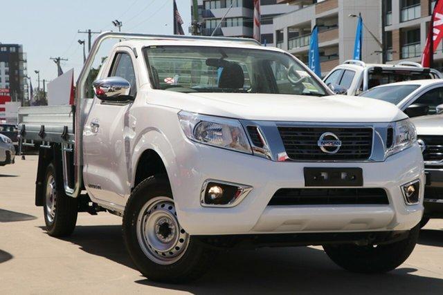 New Nissan Navara D23 S4 MY20 RX, 2020 Nissan Navara D23 S4 MY20 RX Polar White 7 Speed Sports Automatic Cab Chassis