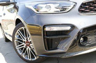 2021 Kia Cerato BD MY21 GT DCT Platinum Graphite 7 Speed Sports Automatic Dual Clutch Sedan.