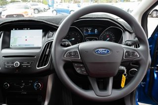 2016 Ford Focus LZ Trend Winning Blue 6 Speed Manual Hatchback