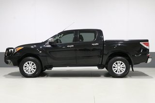 2015 Mazda BT-50 MY13 XTR (4x4) Black 6 Speed Automatic Dual Cab Utility