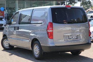 2019 Hyundai iLOAD TQ4 MY19 Crew Cab Creamy White 5 Speed Automatic Van.