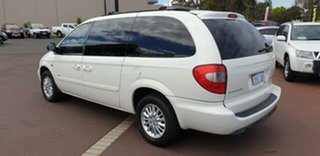 2007 Chrysler Grand Voyager RG 4th Gen MY07 LX White 4 Speed Automatic Wagon