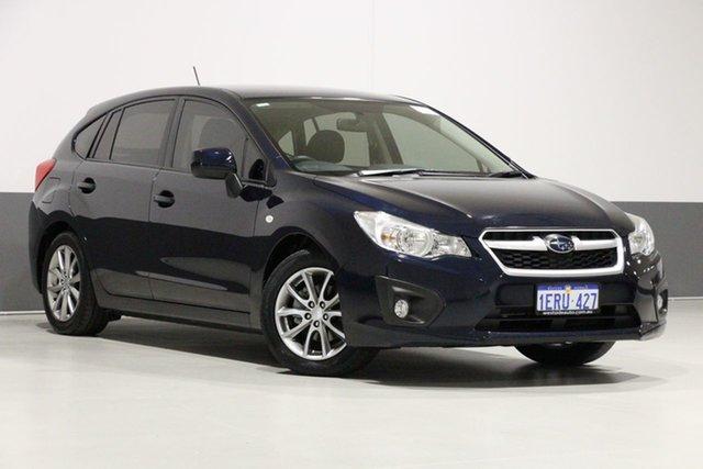 Used Subaru Impreza MY14 2.0I (AWD), 2015 Subaru Impreza MY14 2.0I (AWD) Grey Continuous Variable Hatchback