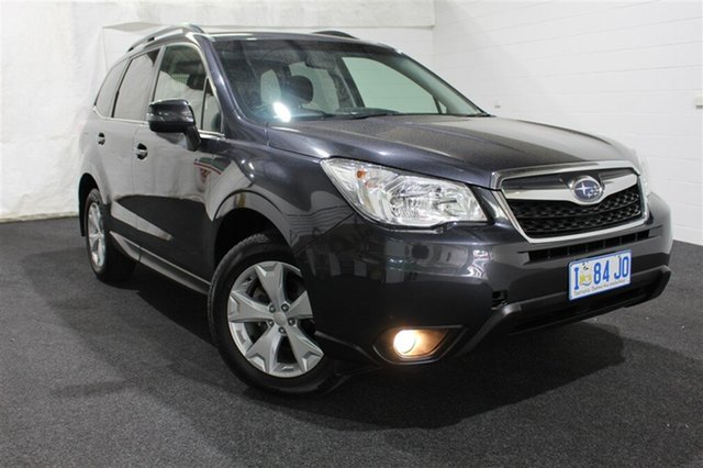 Used Subaru Forester S4 MY15 2.5i-S CVT AWD, 2015 Subaru Forester S4 MY15 2.5i-S CVT AWD Grey 6 Speed Constant Variable Wagon