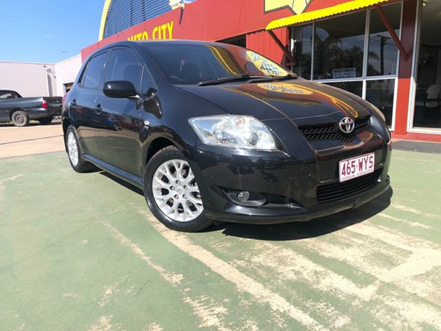 Used Toyota Corolla ZRE152R Edge, 2009 Toyota Corolla ZRE152R Edge 6 Speed Manual Hatchback