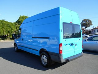 2012 Ford Transit VM MY12 Update High (LWB) Blue 6 Speed Manual Van.