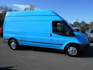 2012 Ford Transit VM MY12 Update High (LWB) Blue 6 Speed Manual Van