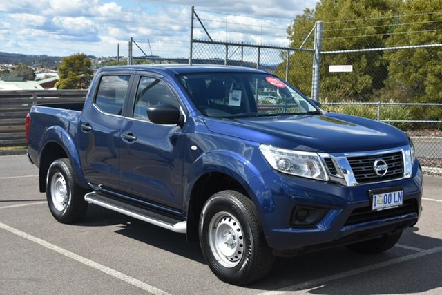 Demo Nissan Navara D23 S3 SL, 2019 Nissan Navara D23 S3 SL Deep Sapphire 7 Speed Sports Automatic Utility