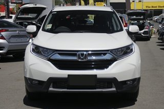 2019 Honda CR-V RW MY20 VTi FWD Platinum White 1 Speed Constant Variable Wagon