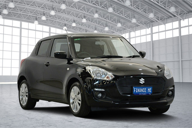 Used Suzuki Swift AZ GL Navigator, 2019 Suzuki Swift AZ GL Navigator Black 1 Speed Constant Variable Hatchback