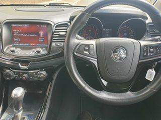 2014 Holden Ute VF MY14 SV6 Ute Storm Black 6 Speed Sports Automatic Utility.