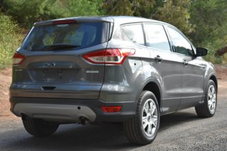 2013 Ford Kuga TF Ambiente 2WD Grey 6 Speed Manual Wagon.