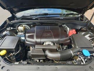 2014 Holden Ute VF MY14 SV6 Ute Storm Black 6 Speed Sports Automatic Utility