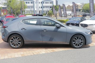2020 Mazda 3 BP2HLA G25 SKYACTIV-Drive Evolve Machine Grey 6 Speed Sports Automatic Hatchback.