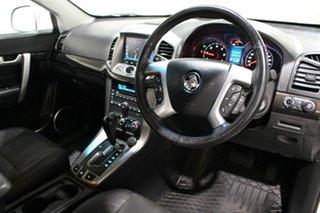 2014 Holden Captiva CG MY14 7 AWD LTZ Summit White 6 Speed Sports Automatic Wagon