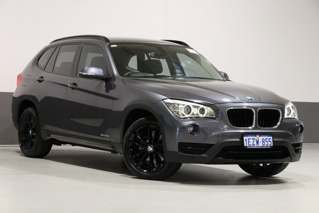 Used BMW X1 E84 MY14 sDrive 20i Sportline, 2013 BMW X1 E84 MY14 sDrive 20i Sportline Grey 8 Speed Automatic Wagon