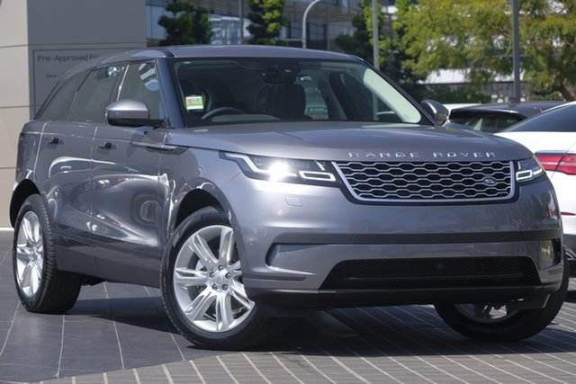 Demo Land Rover Range Rover Velar L560 MY20 D240 AWD S, 2019 Land Rover Range Rover Velar L560 MY20 D240 AWD S Eiger Grey 8 Speed Sports Automatic Wagon