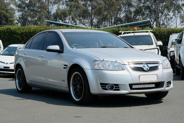 Used Holden Commodore VE II MY12 Equipe, 2012 Holden Commodore VE II MY12 Equipe Silver 6 Speed Sports Automatic Sedan