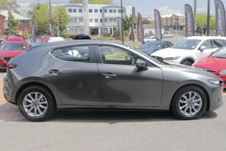 2020 Mazda 3 BP2H7A G20 SKYACTIV-Drive Pure Machine Grey 6 Speed Sports Automatic Hatchback.