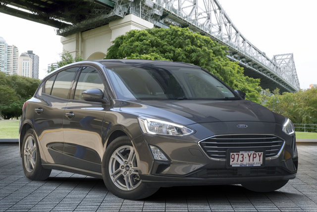 Used Ford Focus SA 2019.25MY Trend, 2018 Ford Focus SA 2019.25MY Trend Grey 8 Speed Automatic Hatchback