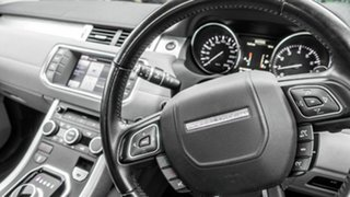 2011 Land Rover Range Rover Evoque L538 MY12 Si4 CommandShift Pure Blue 6 Speed Sports Automatic