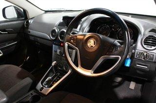 2012 Holden Captiva CG Series II 5 AWD Black 6 Speed Sports Automatic Wagon