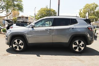 2018 Jeep Compass M6 MY18 Limited Grey Magnesio 9 Speed Automatic Wagon