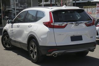 2020 Honda CR-V RW MY20 VTi FWD Platinum White 1 Speed Constant Variable Wagon.