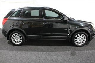 2012 Holden Captiva CG Series II 5 AWD Black 6 Speed Sports Automatic Wagon.