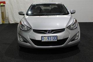 2014 Hyundai Elantra MD3 Trophy Silver 6 Speed Sports Automatic Sedan
