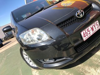 2009 Toyota Corolla ZRE152R Edge 6 Speed Manual Hatchback.