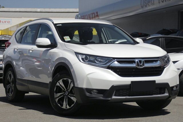 New Honda CR-V RW MY20 VTi FWD, 2020 Honda CR-V RW MY20 VTi FWD Platinum White 1 Speed Constant Variable Wagon