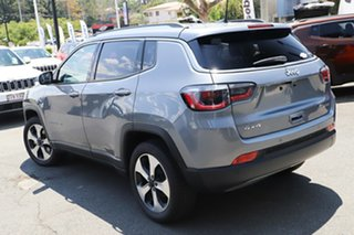 2018 Jeep Compass M6 MY18 Limited Grey Magnesio 9 Speed Automatic Wagon.