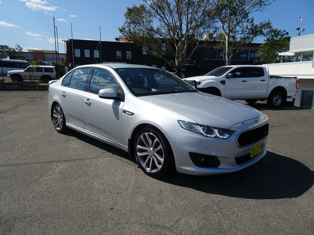 Used Ford Falcon FG X XR6, 2015 Ford Falcon FG X XR6 Lightning Strike 6 Speed Sports Automatic Sedan