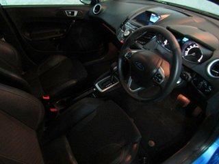 2014 Ford Fiesta WZ Sport PwrShift Blue 6 Speed Sports Automatic Dual Clutch Hatchback