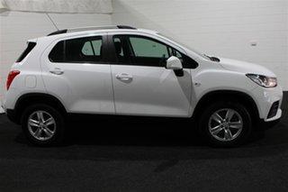 2018 Holden Trax TJ MY19 LS Summit White 6 Speed Automatic Wagon.