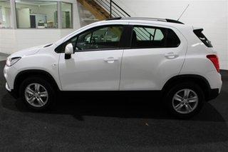 2018 Holden Trax TJ MY19 LS Summit White 6 Speed Automatic Wagon