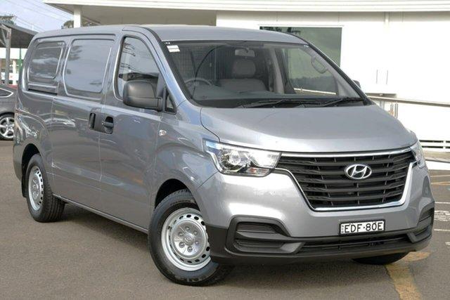 Used Hyundai iLOAD TQ4 MY19 , 2018 Hyundai iLOAD TQ4 MY19 Silver 5 Speed Automatic Van